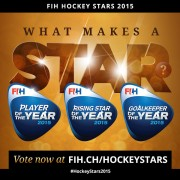 Voting open for FIH Hockey Stars 2015