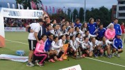 Argentina wins 2016 Women's Junior Hockey World Cup