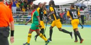 Qualifiers for the Central American and Caribbean Games - Guyana vs Jamaica