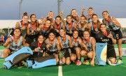 Pan American Champions: Argentina