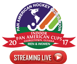 Indoor Pan American Cups - Live Streaming!