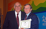 President`Award for Richard Kentwell