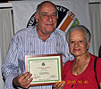 President`s Award for Kay Wilson (Jamaica)