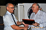 President`s Award for Mike Fennell (Jamaica)