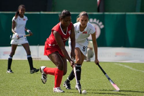 2010 Women's CAC Games