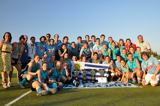 2011 Pan American Challenge - Uruguay claim both titles
