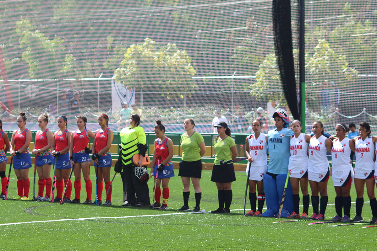 Central American Games (Hockey5s) - Managua