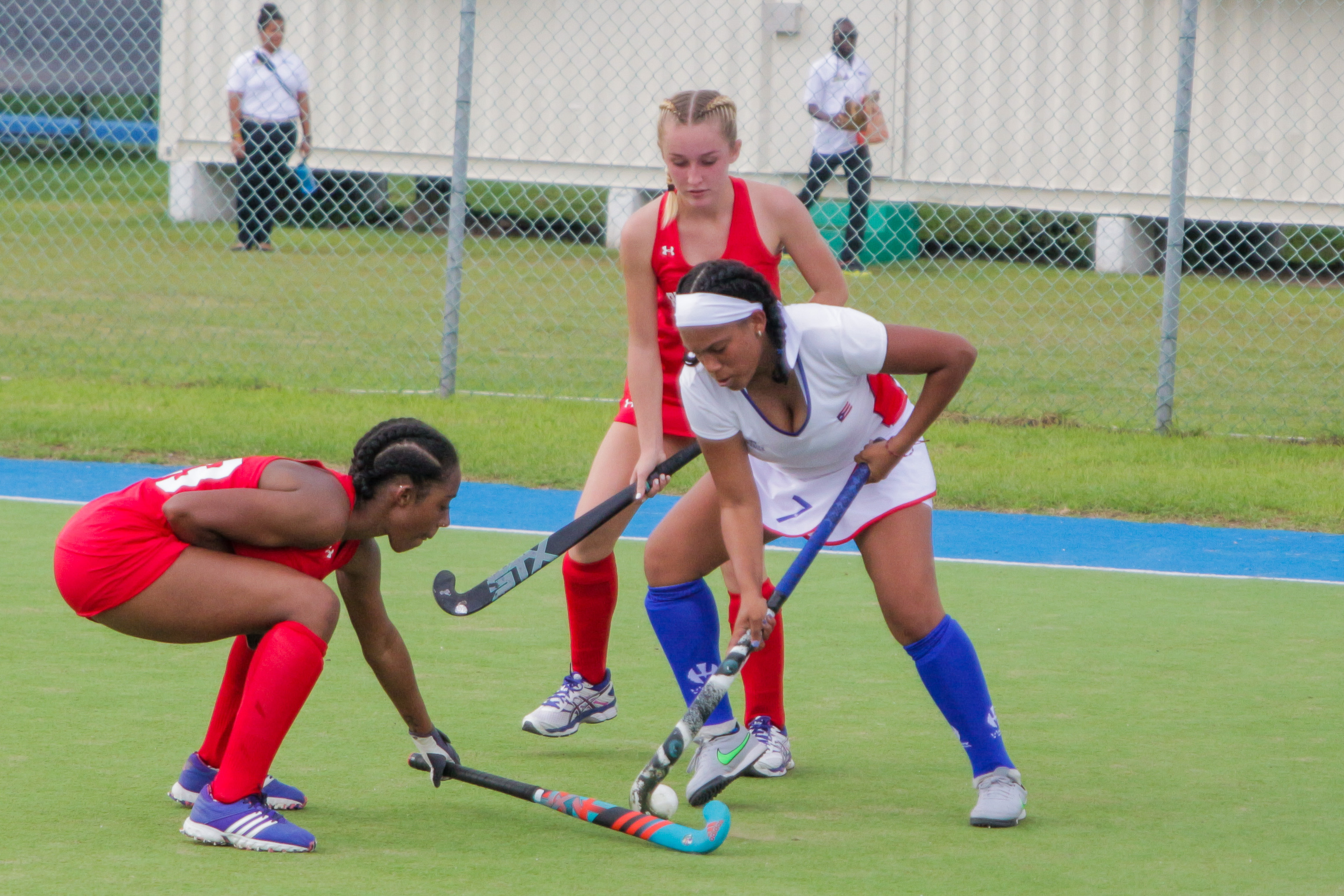 Qualifiers for the Central American and Caribbean Games - Bermuda vs Puerto Rico