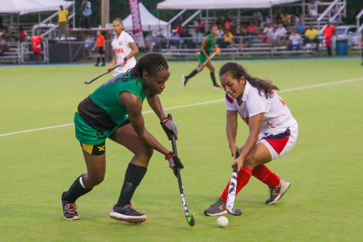 Qualifiers for the Central American and Caribbean Games - Panama vs Jamaica