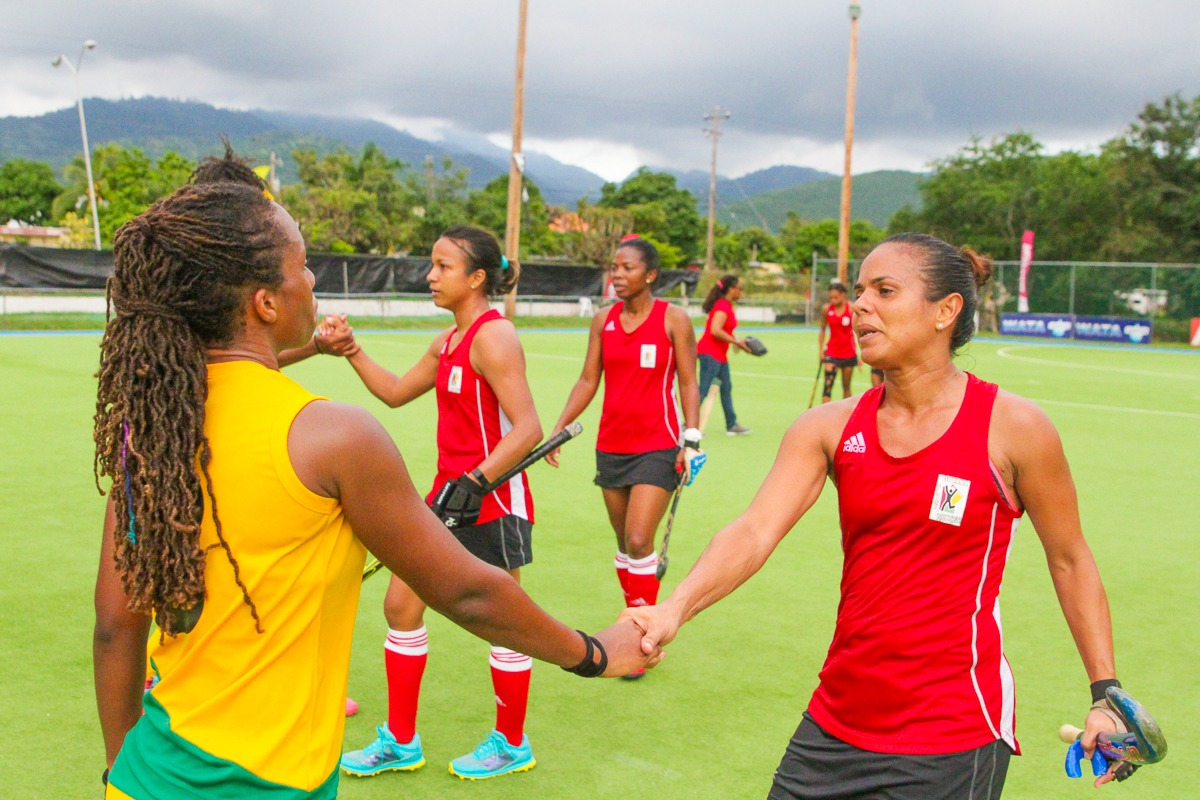 Qualifiers for the Central American and Caribbean Games (Final) - Jamaica v Guyana