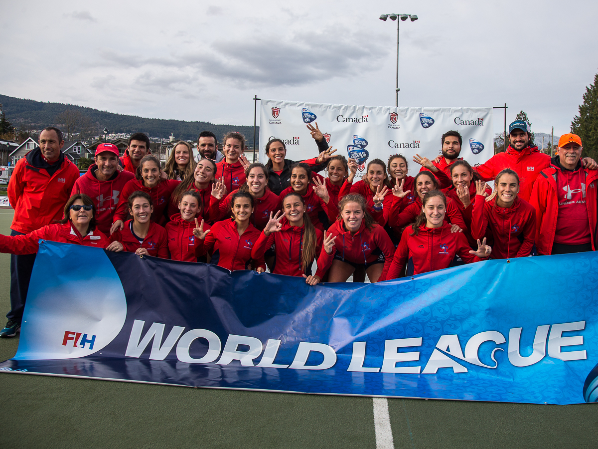 FIH World League R2, Vancouver - Final - India vs. Chile