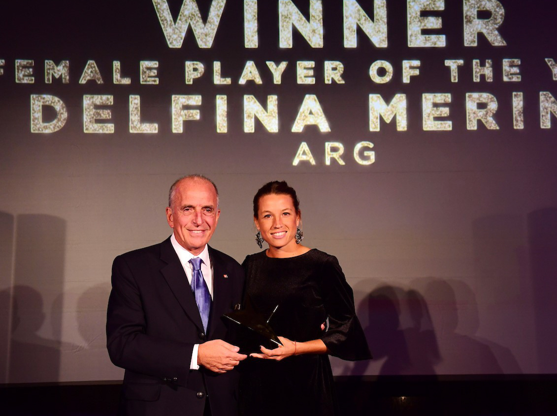 Delfina Merino, Argentina - 2018 FIH Player of the Year