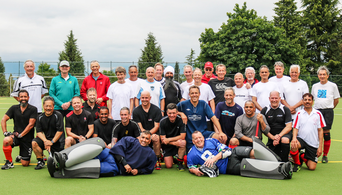 Canadian Men's Masters (50+ and 60+)