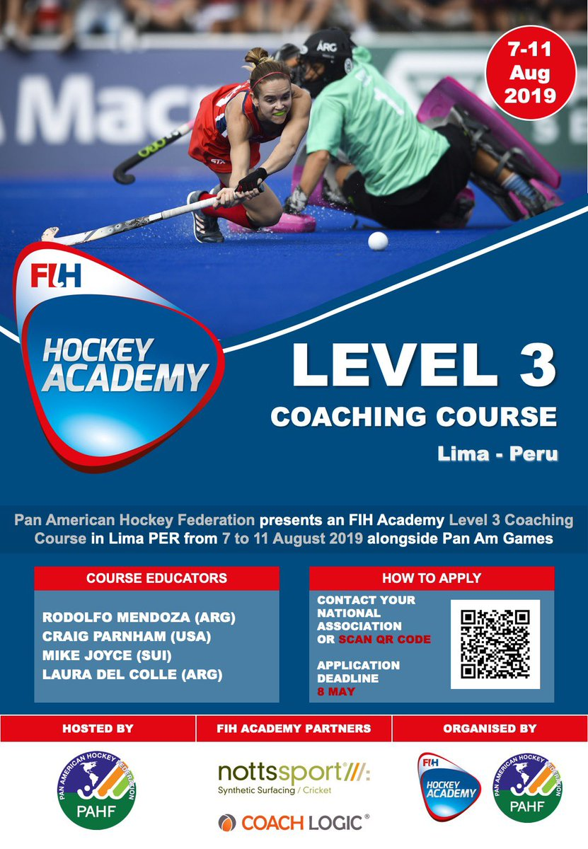 Level 3 Coaching Course - Lima