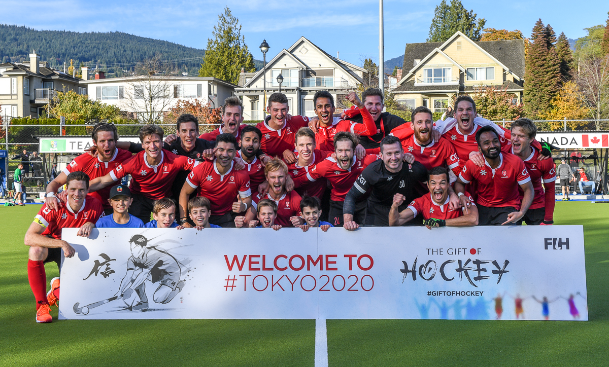 Canada qualifies for Tokyo 2020