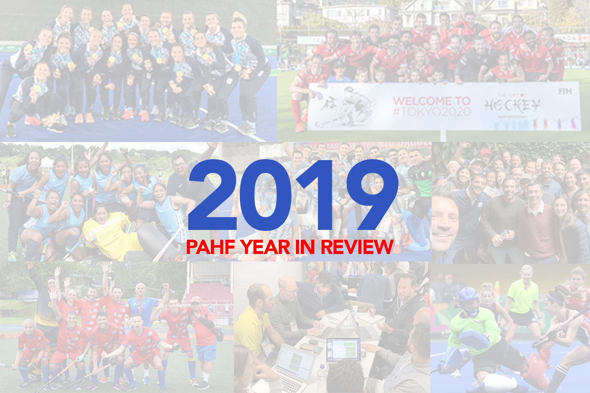2019 - a PAHF year in review