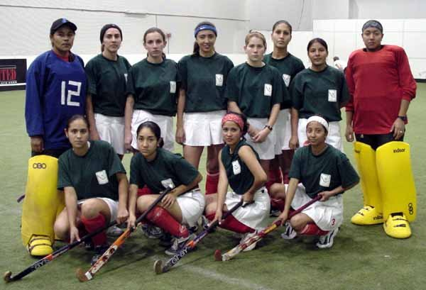 1st Indoor Pan American Cup - Mexico